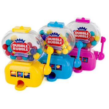 Asstd National Brand Dubble Bubble Big Jackpot Gumball Slot Machines: 12 Piece Box