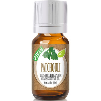 Healing Solutions Patchouli Essential Oil