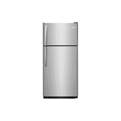 Frigidaire 18.08 Cu. Ft. Top Freezer Refrigerator - Smooth White