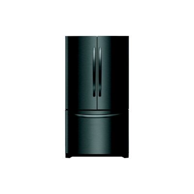 Frigidaire Black Stainless Steel French Door Refrigerator