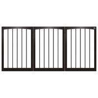 Merchsource, Llc Animal Planet Free Standing Wooden Pet Gate