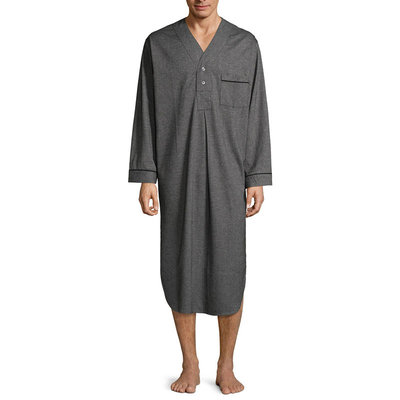 Stafford Flannel Nightshirt
