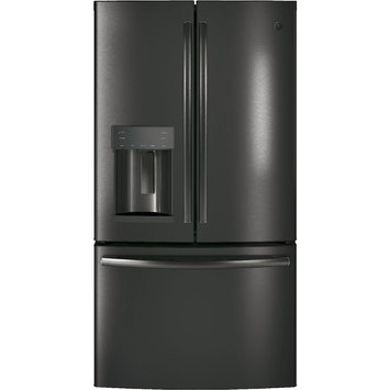 GE Black Stainless Steel French-Door Refrigerator
