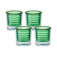 Tervis 8-oz. Mint Spring Set of 4 Insulated Tumblers