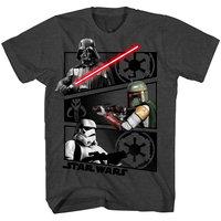 Boys Star Wars Graphic T-Shirt-Big Kid