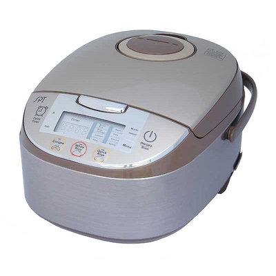 Sunpentown 8 Cups Micro-Computerized Smart Rice Cooker