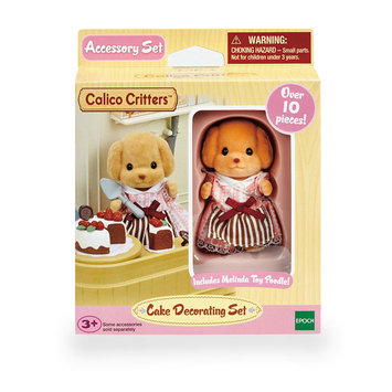 Cake Decorating Set - Doll House by Calico Critters (CC1740)