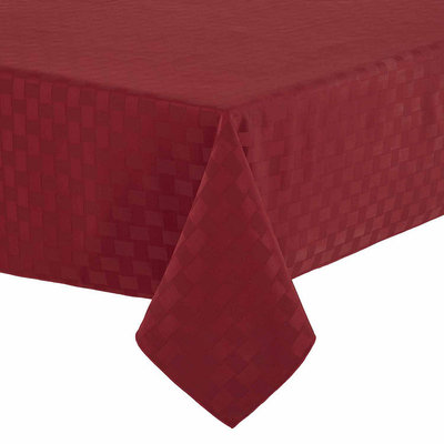 Asstd National Brand Reflections Microfiber Tablecloth