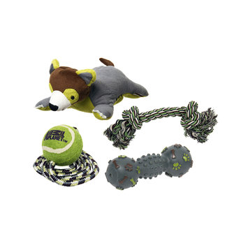 Animal Planet 4-Pk. Pet Toy Set