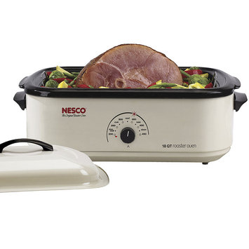 Nesco 18-qt. Ivory Roaster
