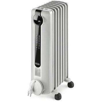 Delonghi America De'longhi - Radias Eco Electric Oil Radiator Heater - Gray