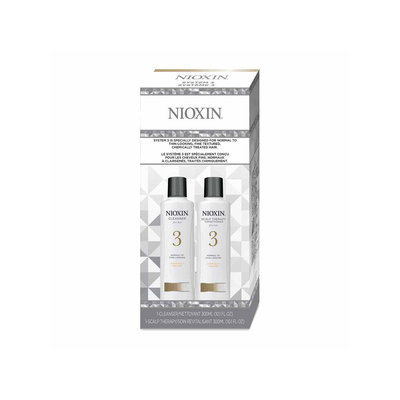 Nioxin System 3 Cleanser & Scalp Therapy Conditioner Duo Shampoo & Conditioner