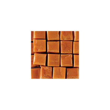Asstd National Brand Gallico Wrapped Vanilla Milk Caramels, 5 lb
