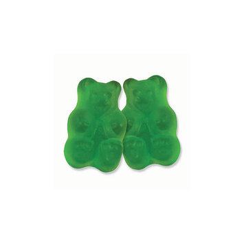Asstd National Brand Granny Smith Green Apple Gummi Bears 1lb