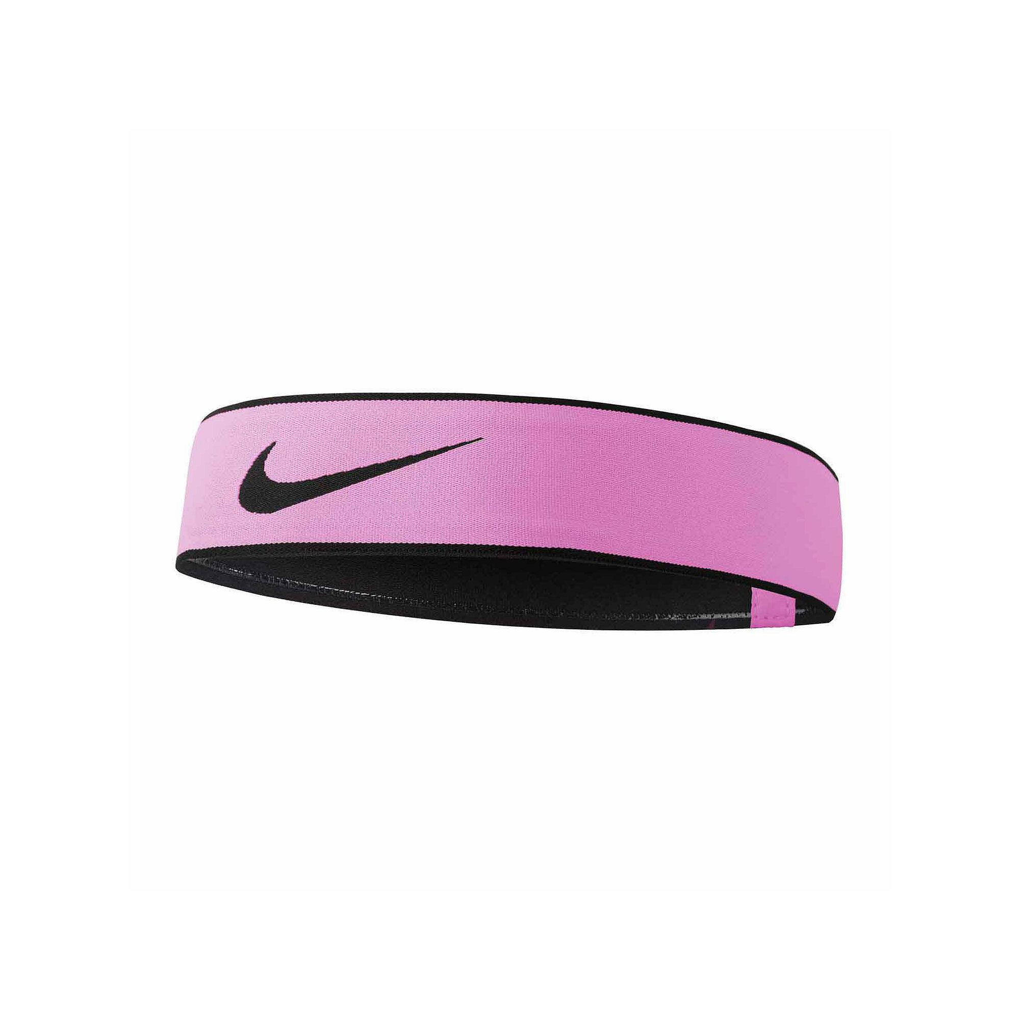 Nike Pro Swoosh Headband, Adult Unisex, Black