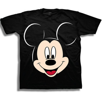Black Mickey Mouse Tee - Toddler