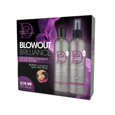 Design Essentials Blowout Brilliance 3-pc. Value Set - 8 oz.