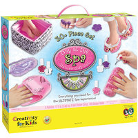 Creativity for Kids Day at the Spa Deluxe Gift Set