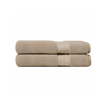 Asstd National Brand Crowning Touch Luxury Turkish Cotton 2-pc. Bathsheet Towel Set