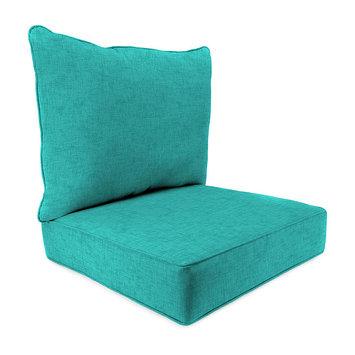 Jordan Manufacturing Company Jordan Manufacturing 9740PK1-379 Jackson 2-Piece Deep Seat Cushion