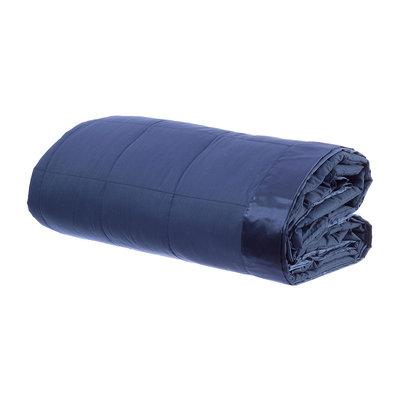 Outlast Temperature Regulating 300T Blanket Midnight Blue Full/Queen 90 x 90