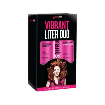 Vibrant Sexy Hair Liter Duo