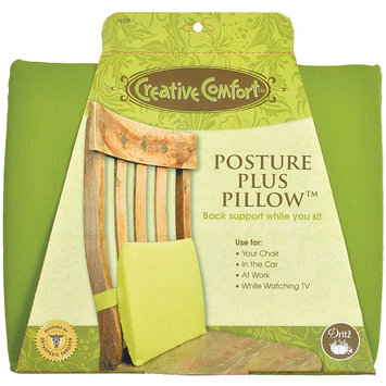 Asstd National Brand Creative Comfort Posture Plus Pillow