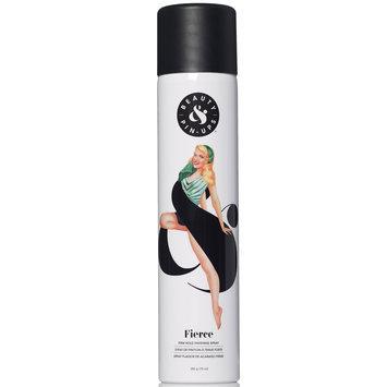 Beauty & Pin-Ups Fierce - Firm Hold Finishing Spray 10 oz