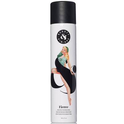 Beauty & Pin-Ups Fierce - Firm Hold Finishing Spray 10 oz