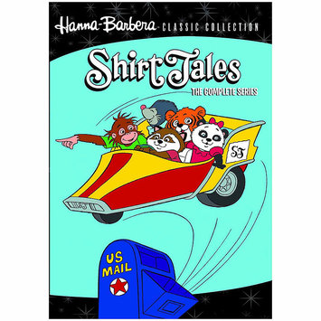 Warner Brothers Shirt Tales: The Complete Series from Warner Bros.