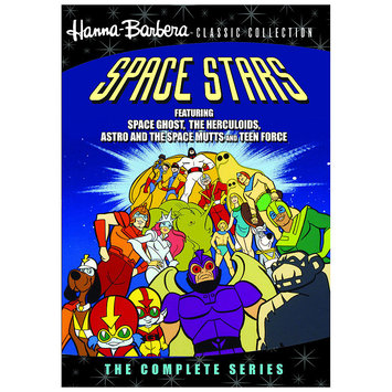 Warner Brothers Space Stars: The Complete Series (Mod) from Warner Bros.