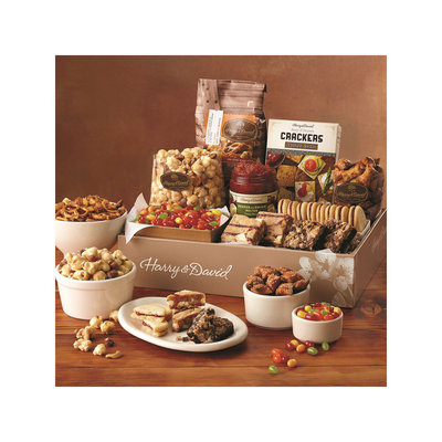 Harry & David Deluxe Sweet and Salty Gift Box