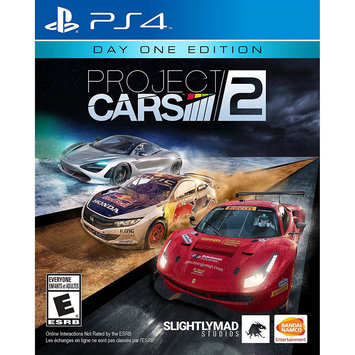 Bandai Namco Games Amer Project Cars 2 TBD Playstation 4 [PS4]