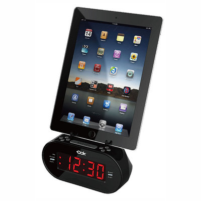 Dok Universal Charger With Alarm Clock