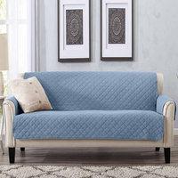 Laurina Stonewash Furniture Protector Sofa, Delphium