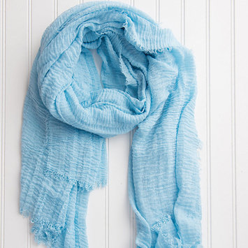 Tickled Pink Insect Repellent Summer Scarf