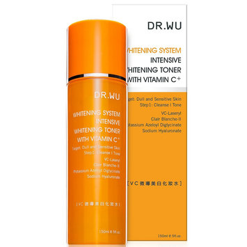 DR.WU Intensive Whitening Toner wit Vitamin C+ 150mL