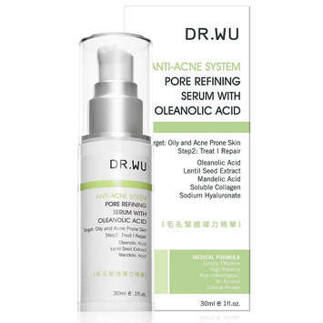 Dr. Wu ACNECUR PORE REFINING SERUM WITH EVERMAT (30 ml / 1.0 fl oz)