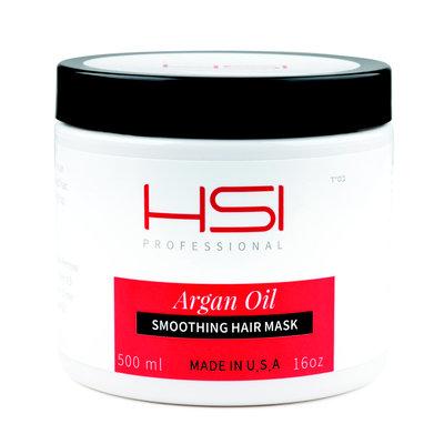 Argan Oil Hydrating Smoothing Mask, 16oz