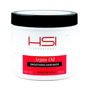 HSI PROFESSIONAL Hydrating smoothing Anti-Frizz Hair Mask for all hair types