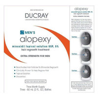 DuCray DUCRAY alopexy 5% MEN's (3x 60 ml / 2 fl oz)
