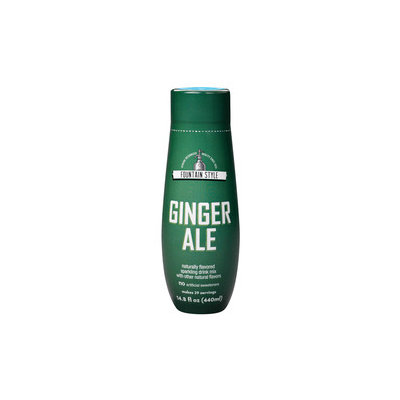 Fountain Style Ginger Ale Sparkling Drink Mix, 440ml