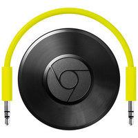 Google - Chromecast Audio - Black
