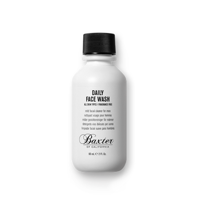 Baxter of California Daily Face Wash Travel Size