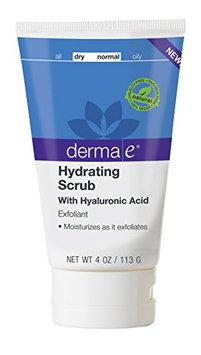 Derma E Facial Scrub - Hydrating - 4 oz Cleansers