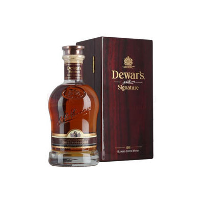 Dewar's Scotch Signature