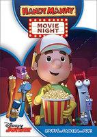 Buena Vista Handy Manny-movie Night [dvd/fs]