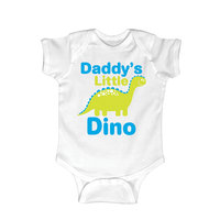 Kidteez Daddys Little Dino - INFANT One Piece