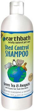 Earthbath Shed Control Shampoo - Green Tea w/ Awapuhi