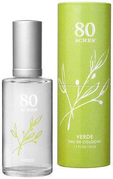 80 Acres Verde Eau De Cologne Spray - 1.7 oz